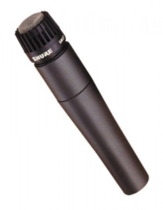 Le microphone