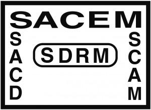 logo SACEM_SDRM