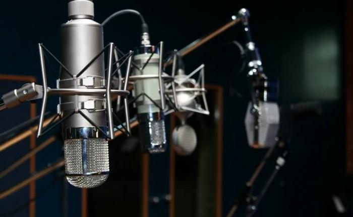 les microphones studio