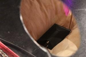 Prise de son batterie : La grosse caisse