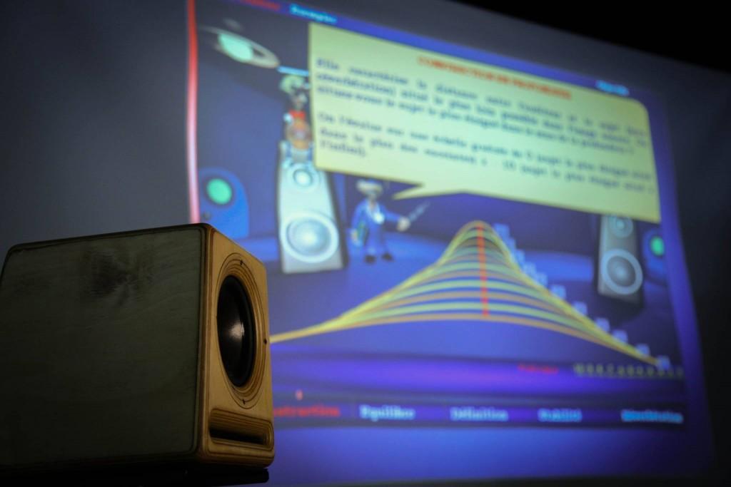 Méthode d'analyse sonore par Patrick Thevenot