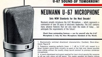 Neumann u67