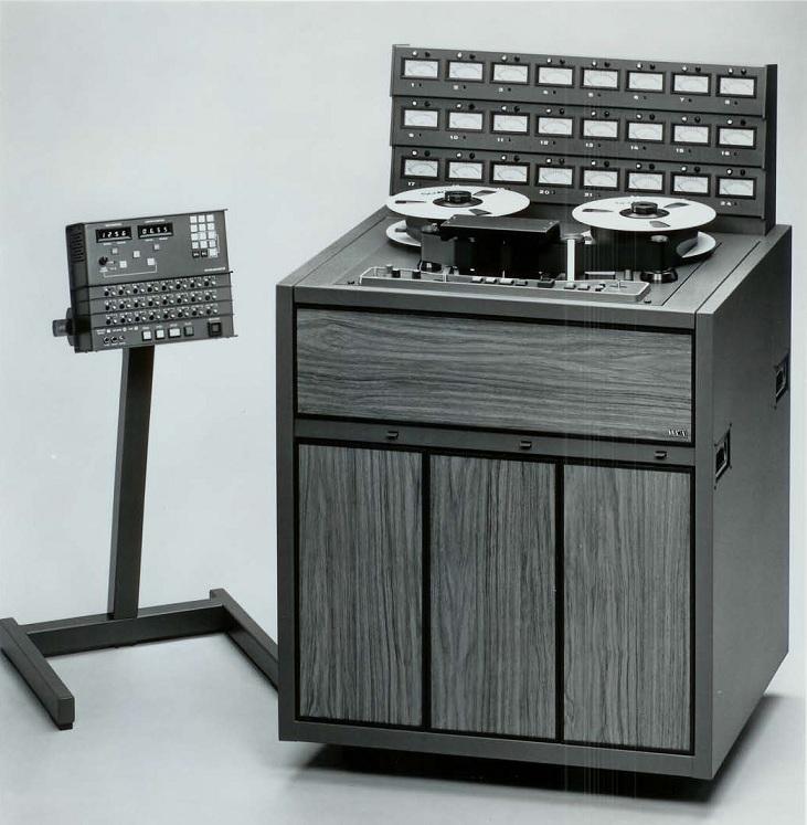 Magnétophone analogique