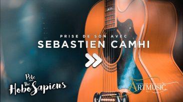 Prise de son avec Sebastien Camhi