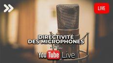 Directivité des microphones