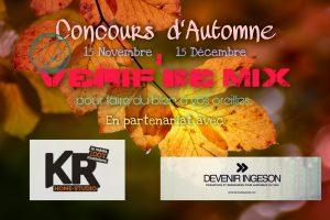"""Concours """"Verif de mix"""""""