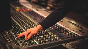 Métier : ingénieur du son