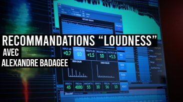 Normes Loudness